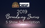 Image for 2019 Broadway Season - 5 Show Package