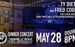 Image for Dinner Concert with Ty Dietz and Fred Cook