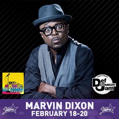 Marvin Dixon