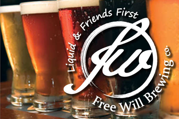 Beer Tasting: Free Will Brewing