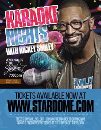 Karaoke Nights with Rickey Smiley