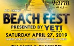 Image for 6th Annual Beach Fest Presented by YETI Coolers