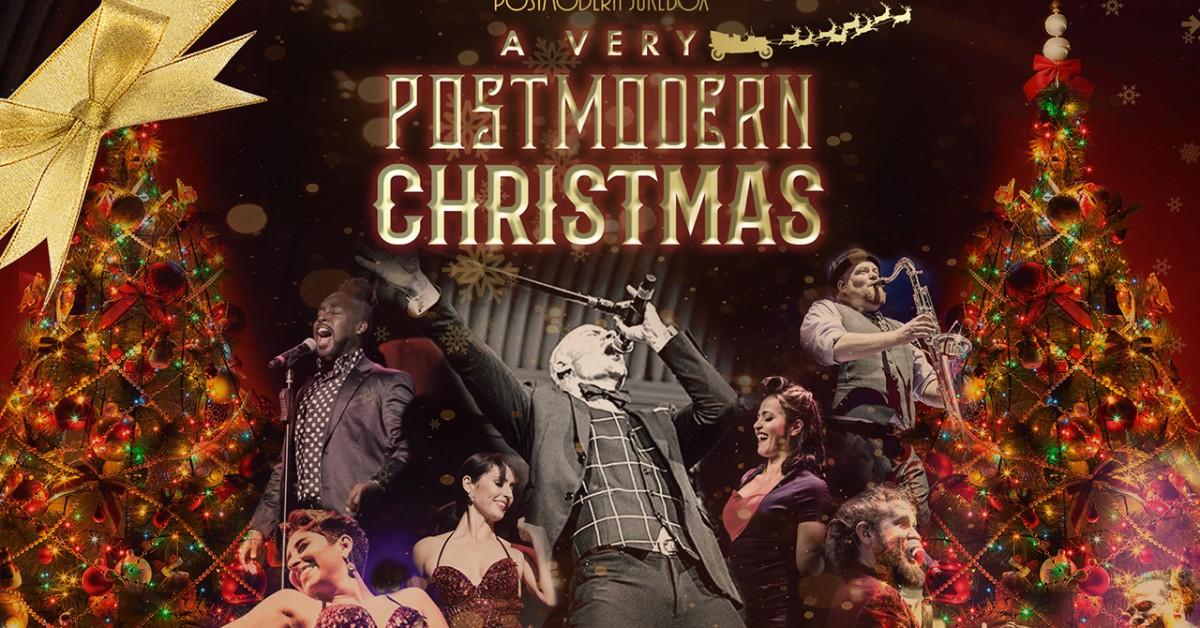 Postmodern Jukebox A Very Postmodern Christmas Tour At