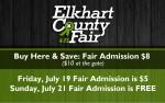Image for Fri. July 19, 2019 : 2019 Elkhart County 4-H Fair
