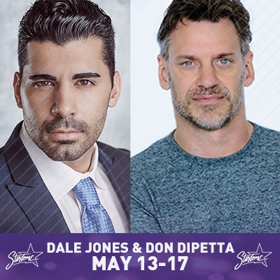 Dale Jones and Don DiPetta