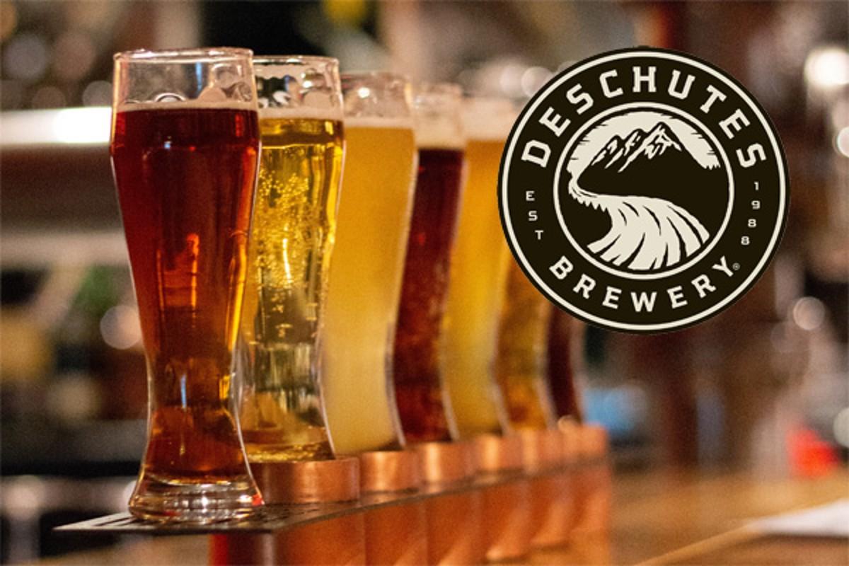 Beer Tasting: Deschutes Brewery