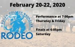 Image for Odessa College Rodeo- Saturday
