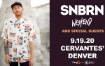Image for RESCHEDULED - SNBRN w/ Special Guests