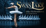 Image for St. Petersburg Ballet Theatre presents IRINA KOLESNIKOVA-SWAN LAKE - SUN, Feb 23, 2020 @ 2:00 pm