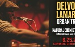 Image for CANCELLED - Delvon Lamarr Organ Trio w/ Natural Chemistry (D'Angelo & Erykah Badu Tribute) and Special Guests