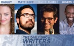 Image for THE DAILY SHOW WRITERS