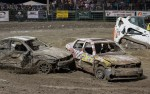 Image for Teton County Fair Figure 8 Races Sponsored by: NAPA/Aspen Automotive