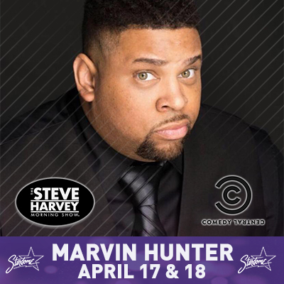 Marvin Hunter