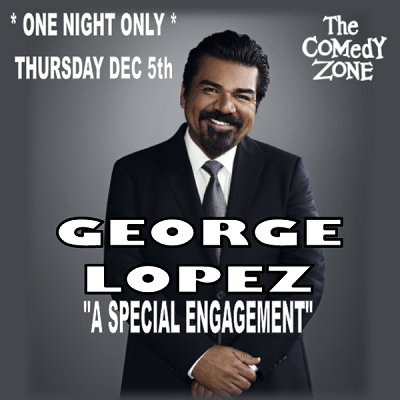 George Lopez: A Special Engagement