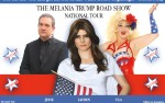 Image for CANCELLED: The Melania Trump Road Show National Tour