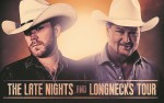 Image for JUSTIN MOORE & TRACY LAWRENCE: The Late Nights & Longnecks Tour-Rescheduled