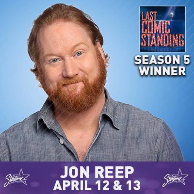 Jon Reep – Apr 12-13