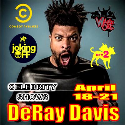 DeRay Davis (Celebrity Show)