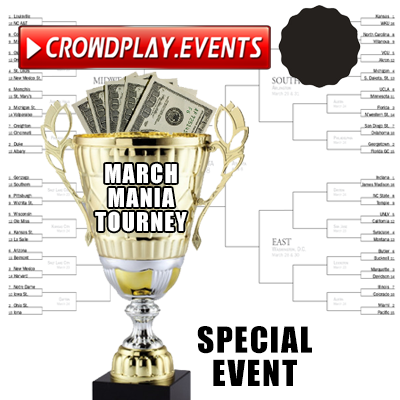 March Mania Comedy Tournament