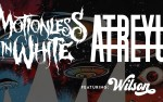 Image for Q105.1 presents: Motionless In White & Atreyu featuring Wilson