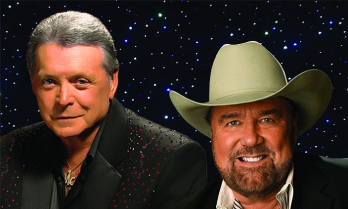 MICKEY GILLEY/JOHNNY LEE CONCERT @ Apache Casino Hotel | Lawton | Oklahoma | United States