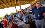 Image for Trackside Terrace Outdoor Patio Dining - July 3