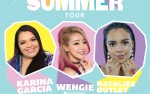 Image for Create Your Summer Tour feat. Karina Garcia, Wengie, & Natalies Outlet