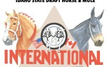 Image for Idaho State Draft Horse and Mule International Show