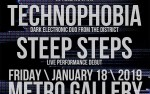 Image for 51 PEG Album Release Party, with TECHNOPHOBIA, STEEP STEPS