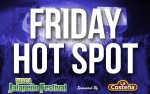 Image for Friday Hot Spot