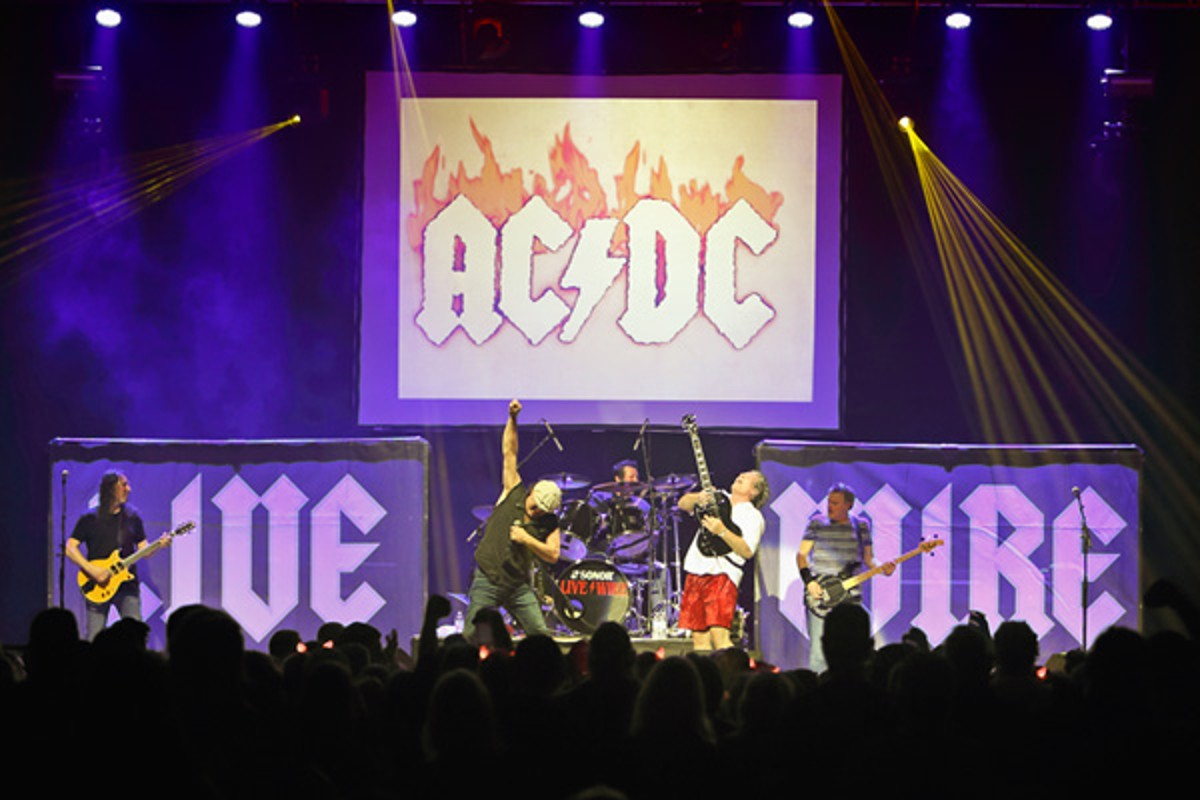 Live Wire: The Ultimate AC/DC Experience (9 PM)