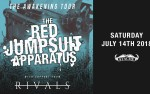 Image for  RED JUMPSUIT APPARATUS-AWAKENING TOUR