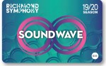 Image for SOUNDWAVE 2019/20 Season