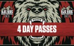 Image for Blue Ridge Rock Festival - 4 Day Pass