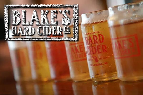 Beer Tasting: Blake's Hard Cider Co.