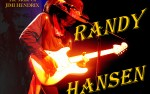 Image for RANDY HANSEN -TRIBUTE TO JIMI HENDRIX with special guest FLIGHTLINE