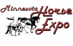 Image for Minnesota Horse Expo 2019 Gate Admission is available at the Fairgrounds during the event April 26-28