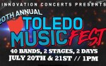 Image for Toledo Music Fest - Day 1 w/ ISSUES
