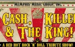 Image for Cash, Killer & The King - Rock 'N' Roll Tribute Show!