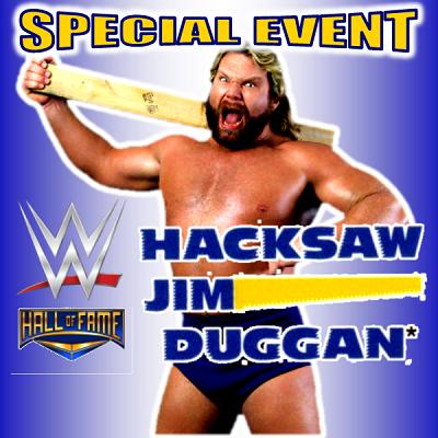 Hacksaw Jim Duggan - '2 x 4' Tour