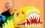 Image for Jim West Puppet Productions: Dinosaurs  3/20