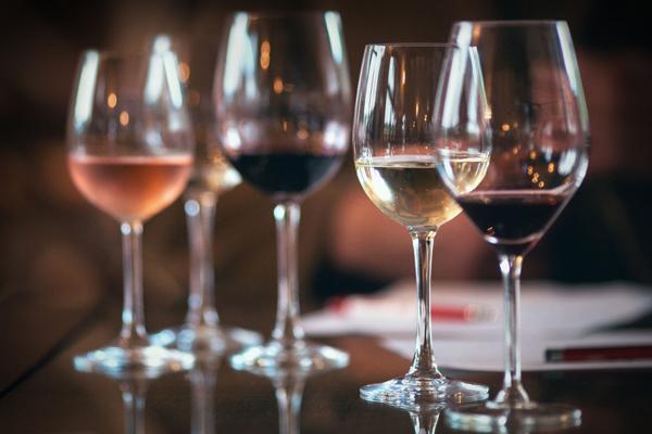 Wine Tasting Dinner: International Blends