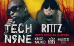 Image for **NEW DATE** Tech N9ne [LUXURY SUITES]