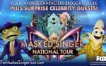 Image for CANCELED - The Masked Singer National Tour