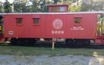 Image for Family Historic Caboose Ride #5228