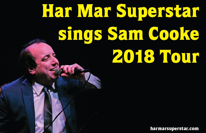 Har Mar Superstar sings Sam Cooke