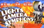 Image for Bismarck-Mandan Symphony Orchestra: LIGHTS, CAMERA, SYMPHONY!