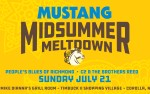 Image for Mustang Midsummer Meltdown f. Peoples Blues of Richmond