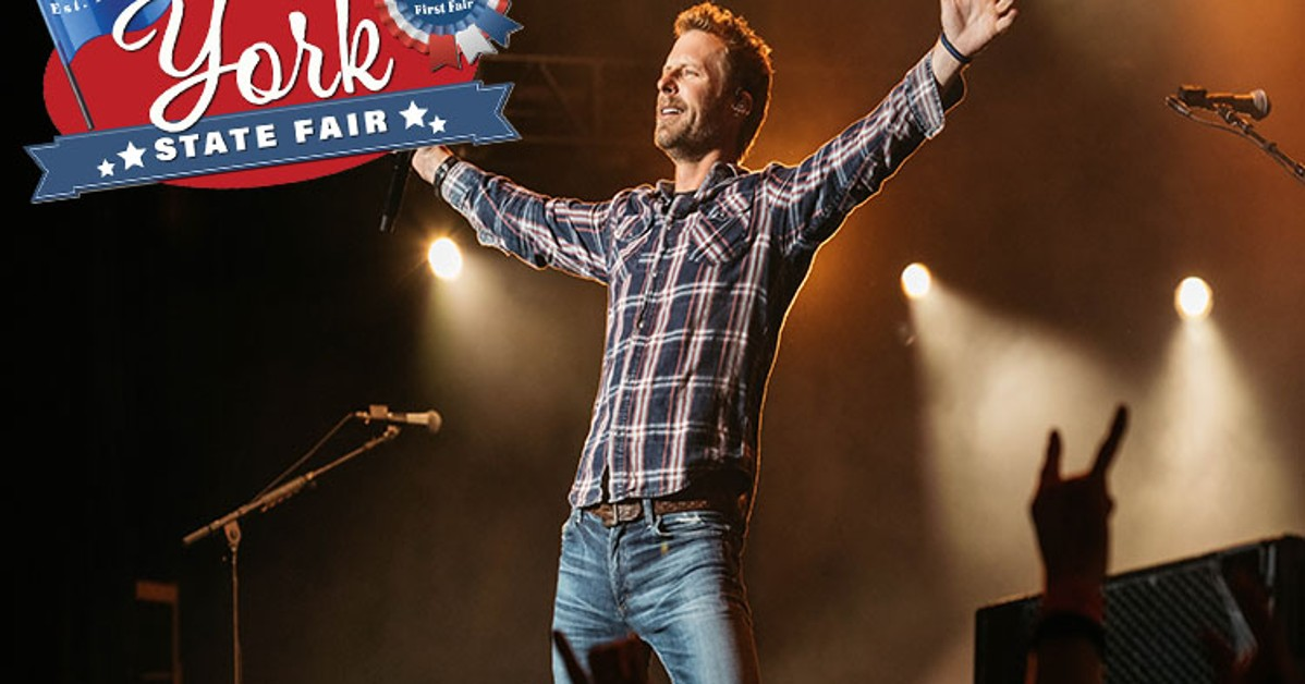 Dierks Bentley Tour 2020.Dierks Bentley At York Fair On Jul 24 2020 8 00 Pm