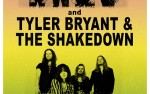 Image for BLACK STONE CHERRY/ TYLER BRYANT & THE SHAKEDOWN 18+